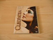 Doppel DVD Cleopatra - Elizabeth Taylor & Richard Burton & Rex Harrison