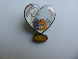 Disney Trading Pins Loungefly Aristocats I Love You Spinner