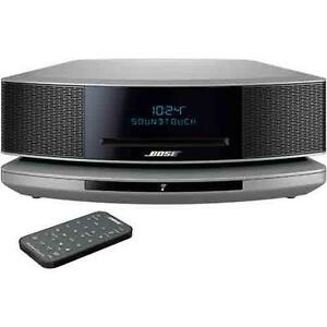 bose 738031 1310 wave soundtouch music system iv ebay. Black Bedroom Furniture Sets. Home Design Ideas