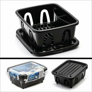Camco Durable Mini Dish Drainer Rack Tray Rv Sinks Camper Camping 14717435123 Ebay