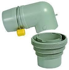 American Motorhome RV Easy Slip® Sewer Elbow 4-in-1    39144