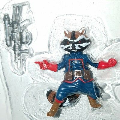 "Marvel Legends ROCKET RACCOON 2/"" Figure Guardians of the Galaxy TRU 3.75/"" Defect"