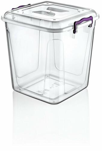 Plastic Pantry Box Meal Container Food Storage Organiser