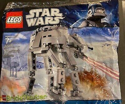LEGO Star Wars BrickMaster Exclusive Mini Building Set #20018 Mini ATAT Bagged