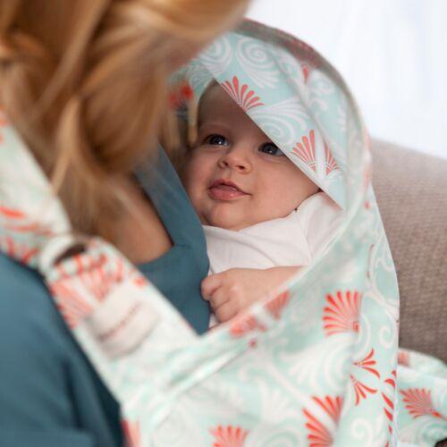 16 designs available Nursing Cover Bebe au Lait Breast feeding Apron