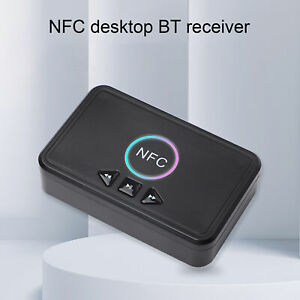 Durable Wireless Bluetooth 5.0 Receiver NFC 3.5mm Jack Aux USB Audio Adapter