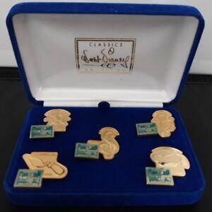 Walt-Disney-5th-Anniversary-Classic-Pin-Badge-Collection