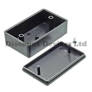 58x35x21mm ABS Plastic Enclosure Small Project Box For Electronic ...