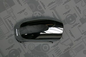 original-Mercedes-Aussen-Spiegel-Chrom-Gehaeuse-Zier-Kappe-rechts-C-Klasse-W-203