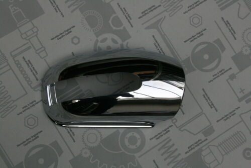 1 x Chrome Boîtier Capuchon Décoration EXTÉRIEUR MIROIRS DROIT orig Mercedes classe C w203