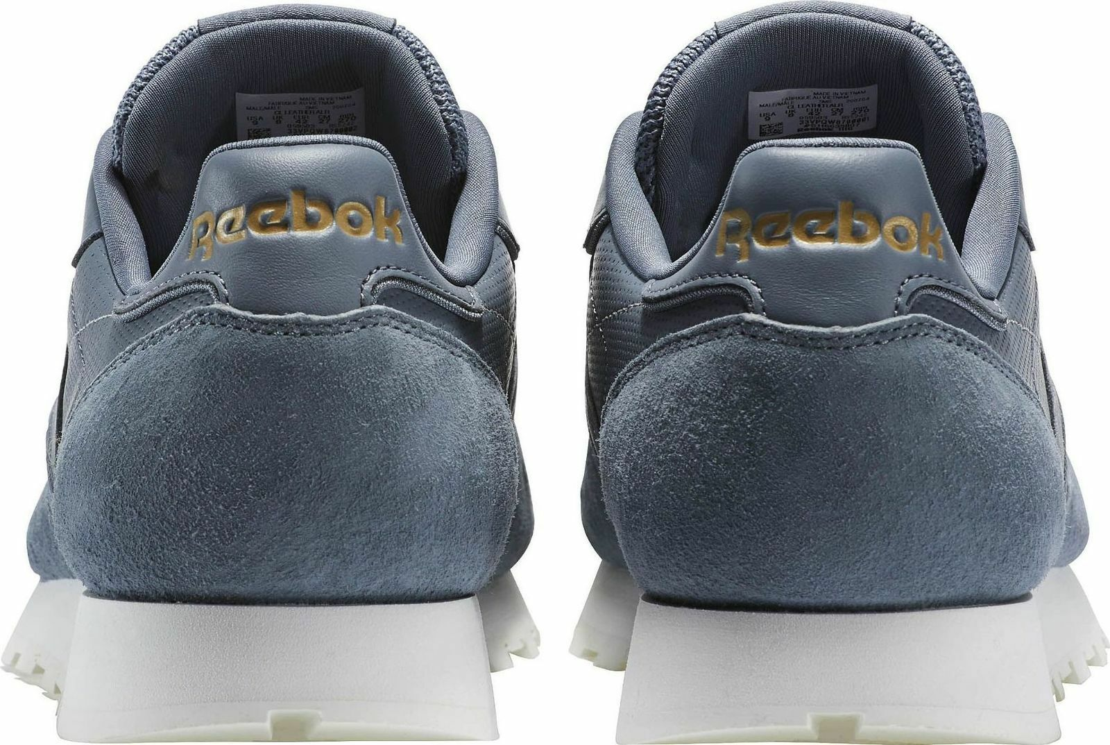 8678cd817591 Reebok Classic Leather ALR SNEAKERS Gray 8.5 for sale online