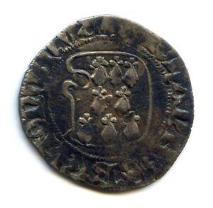 Feudal Britain Jean V (1399-1442) White To The Targe Redon ?