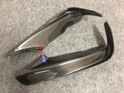 Carbon Fiber Front Splitters Lip for BMW 3 Series F30 M Sport Sedan 2013-2017