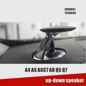 Details about Loudspeaker Rising Tweeter Speakers for AUDI A4 A5 A6 A7 A8  Q5 Q7 without light