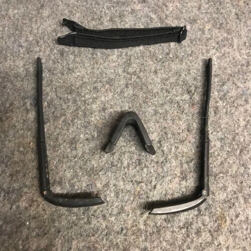 British Army Ess Hielo Protector Balística Gafas de Sol Partes Nariz Brazos