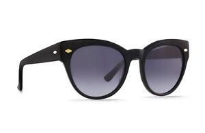 4ed91d5b15b Raen Optics Maude Black Cat Eye Vintage Style Sunglasses Shiny Black ...