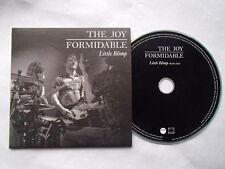 THE JOY FORMIDABLE - LITTLE BLIMP - V.RARE PROMO CD