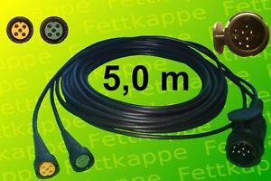 asp ck anh ngerkabel 5 m 13 polig stecker 58 2008 027. Black Bedroom Furniture Sets. Home Design Ideas