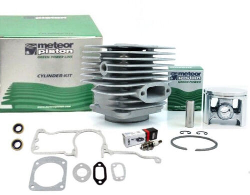 Meteor cylinder piston kit Big Bore for Husqvarna 272 272XP 268 52mm w// gaskets