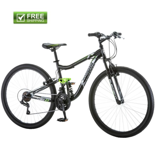 Mongoose Mountain Bike Men 27.5\