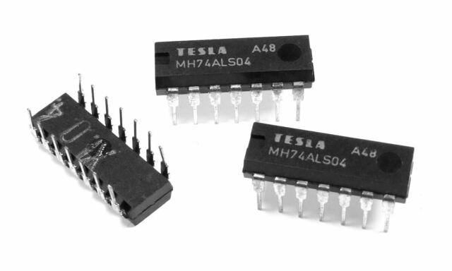 Logic IC 4 pieces 74ALS04 Hex Inverter IC