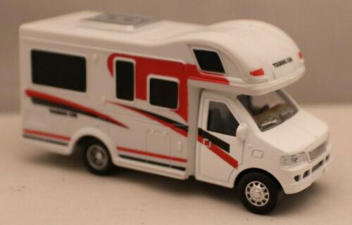 Farbe weiß r+s 3+// OVP Modellauto//Wohnmobil// //Die Cast