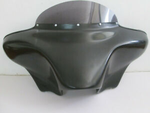 HONDA-VTX-BATWING-FAIRING-WINDSHIELD-C-R-S-1800-1300-BAGGER-4x5-034-SPKS-HOLE