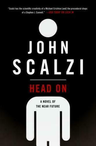 Head On by John Scalzi  Book ~ NEW
