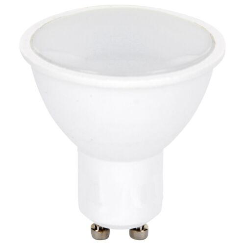 LED Spot GU10 9W Leuchtmittel matt warmweiß 3000K Strahler 230V 900lm 120°