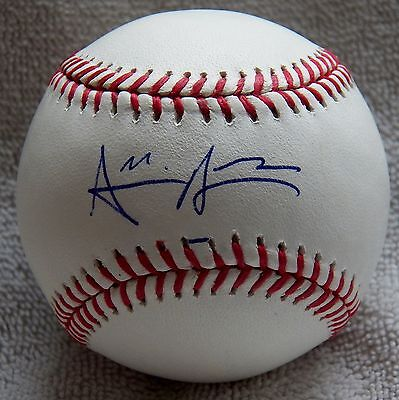 Arizona Diamondbacks Archie Bradley Signed Rawlings Major League Baseball Auto