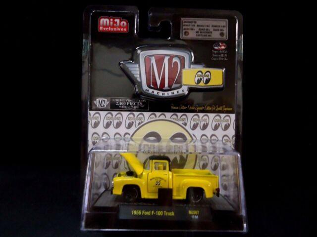 M2 Ford F100 1956 Mooneyes 32500-MJS07 1/64