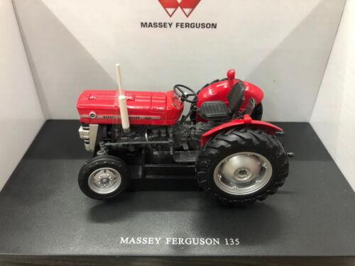 Universal Hobbies 1//32 Massey Ferguson 135 Tractor DieCast Model Collection