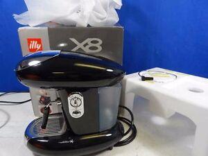 Details zu Illy Francis Francis X8 1 Cup Espresso Machine