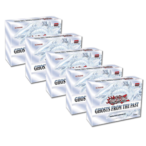 Ghosts-from-the-Past-Display-of-5-Boxes-1st-Edition-Sealed-Yu-Gi-Oh-Presell