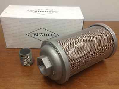 Alwitco - Teil #5987811 - Luft Trockner Muff Doppel- Filter - Modell #10 - Neu 2019 Offiziell