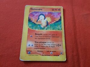 Feurigel-104-165-PV40-Expedition-2002-Edition-Pokemon-Karte-Selten-Fr