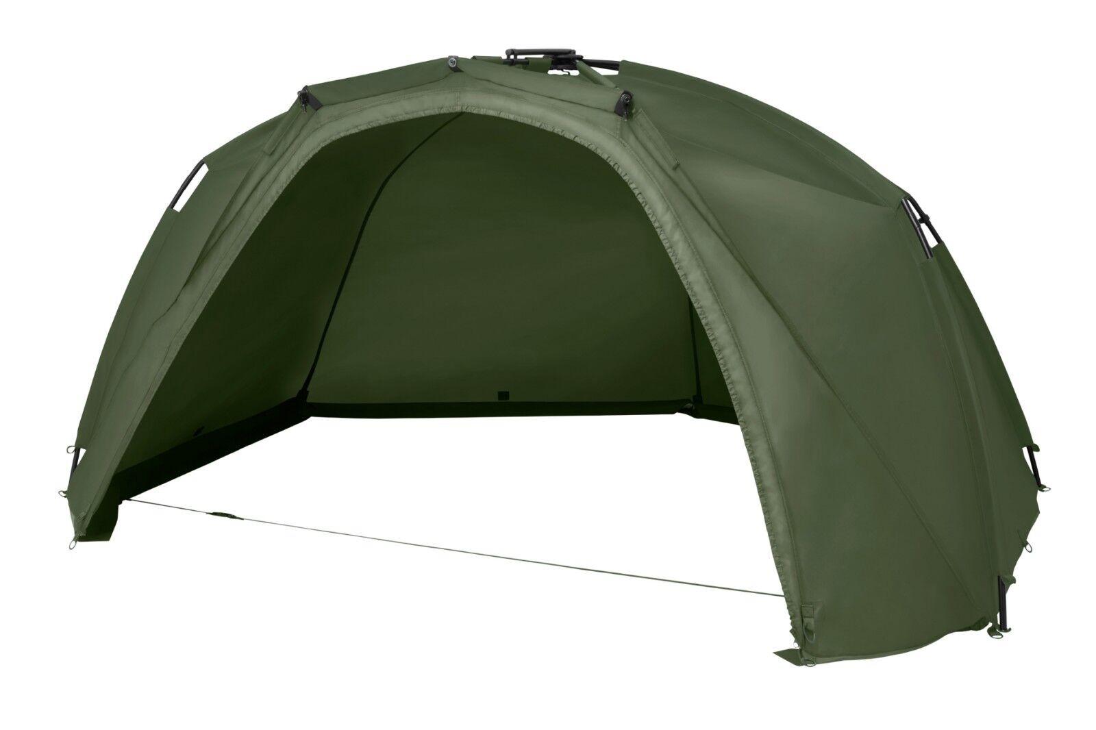Trakker Tempest Brolly V2 NEW Lightweight Compact Fishing 202250 Shelter 202250 Fishing 11e393