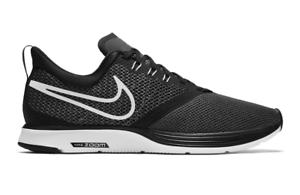 7210cbfdcb9 Nike Mens Zoom Strike AJ0189-001 New Men s Black White Running ...