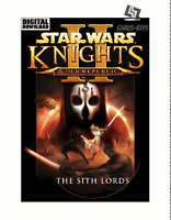 STAR WARS Knights of the Old Republic II 2 Steam Key Pc Game Global Blitzversand