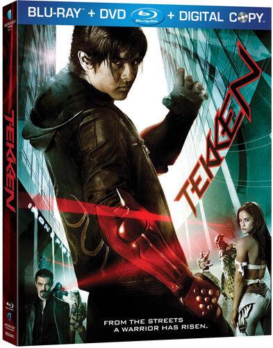 Tekken [New Blu-ray] With DVD, Digital Copy, Subtitled
