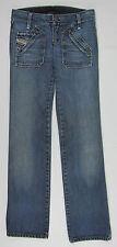 Womens Diesel Junnie Boyfriend jeans Italy Made – Blue – Size 26