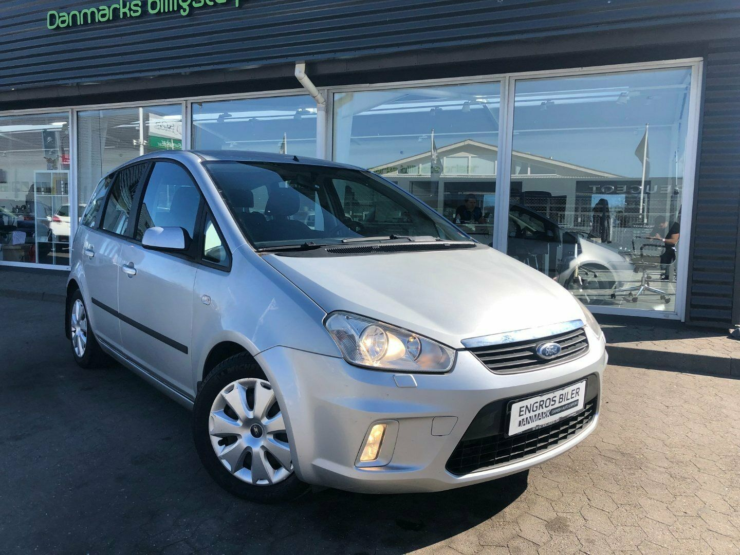Ford C-MAX 1,8 TDCi Trend 5d