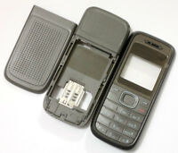 New Full housing body cover casing keypad  for Nokia 1208  + screwdriver tool
