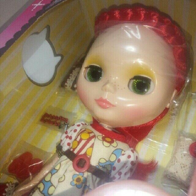 Neo Blythe precoz Candy's SETA Muñeca limitada de Japón Nuevo F S