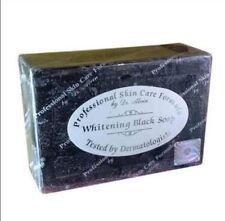 Dr. Alvin Professional Skin Care Formula Whitening Black Soap 135grams