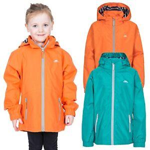 Trespass-Fenna-Girls-Waterproof-Jacket-With-Detachable-Hood-Windproof-Rain-Coat