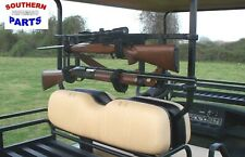 "POWER-RIDE GUN RACK FITS UTV/'s WITH  50/"" TO 64/"" REAR ROLL BARS"