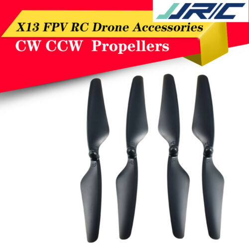 JJRC X13 RC Drone CW /& CCW Blade Propellers 5G 4K GPS Brushless Motor RC Drone