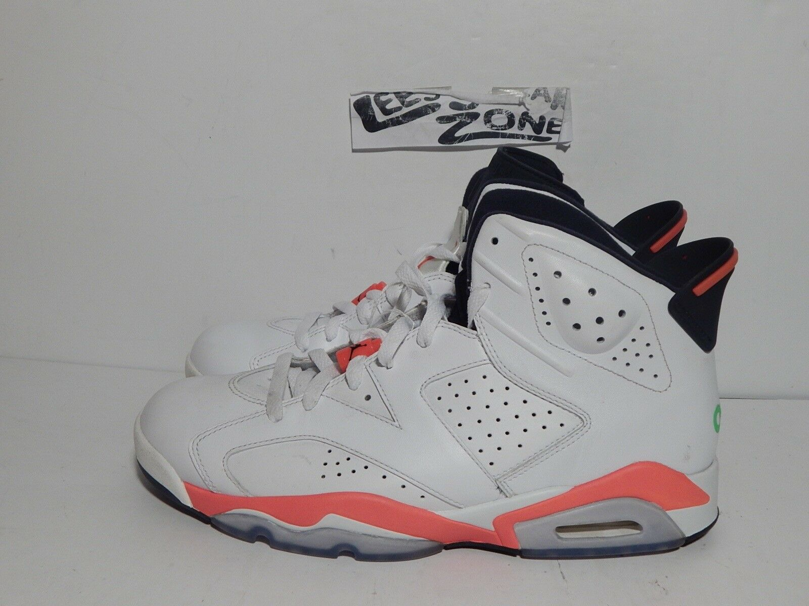 2014 NIKE AIR JORDAN 6 RETRO VI Comfortable Cheap and beautiful fashion