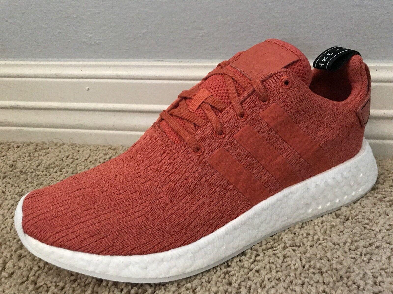 New in box männer adidas nmd r2 zukünftige sz. ernte orangen Turnschuhe schuhe sz. zukünftige a6feb5
